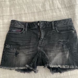 Tommy jean shorts